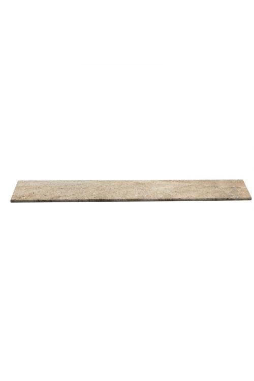 Robna ploščica Utah (7,5 x 61,5 cm, bež, glazirana)