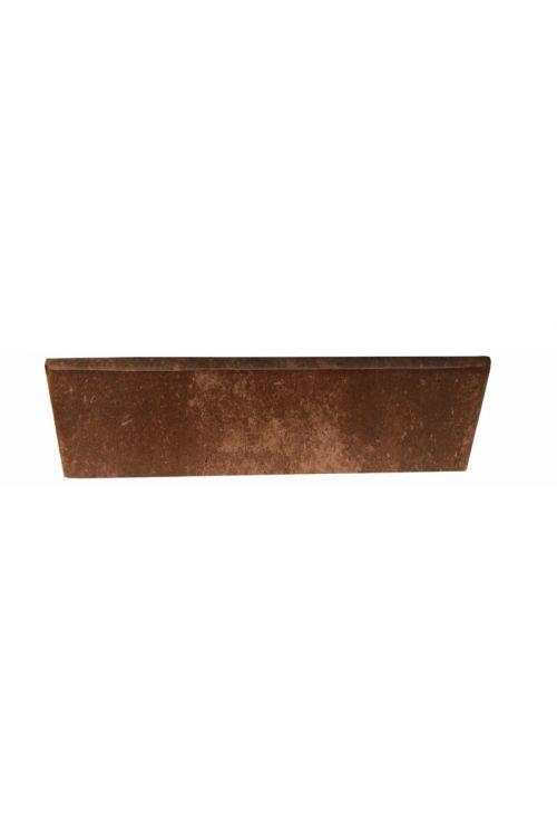 Robna ploščica Antichi Amori Rossena (7,5 x 30 cm, terakota, mat)