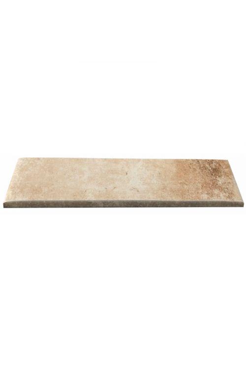 Robna plošččica Antichi Amori Torrechiara (7,5 x 30 cm, barva peska)