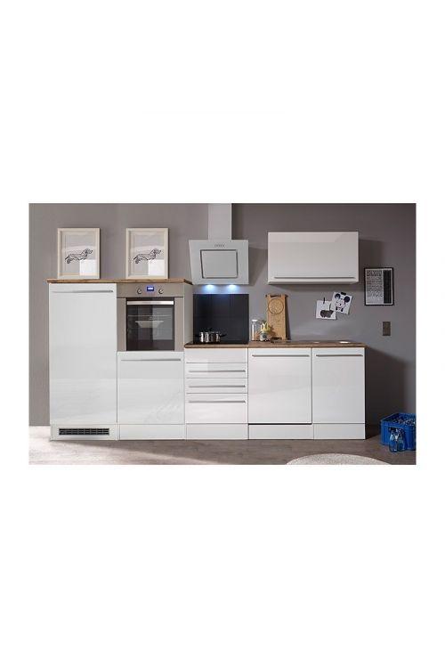 Kuhinjski komplet Respekta Premium (290 cm, bela)