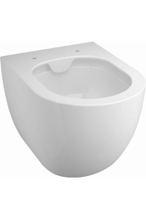 Stenska WC školjka Camargue Pico (brez roba, brez WC deske)