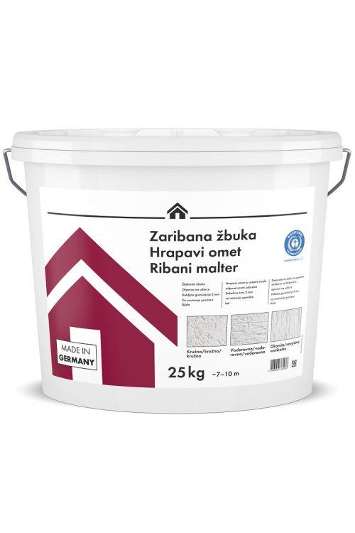 Notranji hrapavi omet SWINGCOLOR (barva: bela; 25 kg)