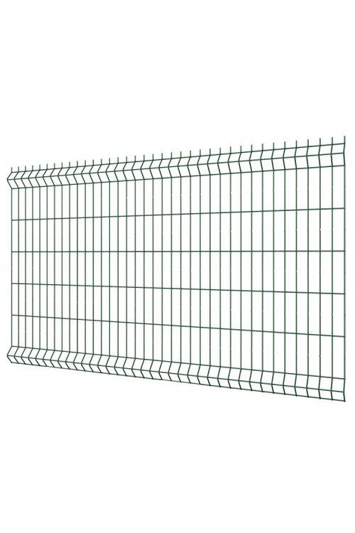Ograjni panel Reta M (250 x 153 cm, deb. žice: 4 mm, zelen)