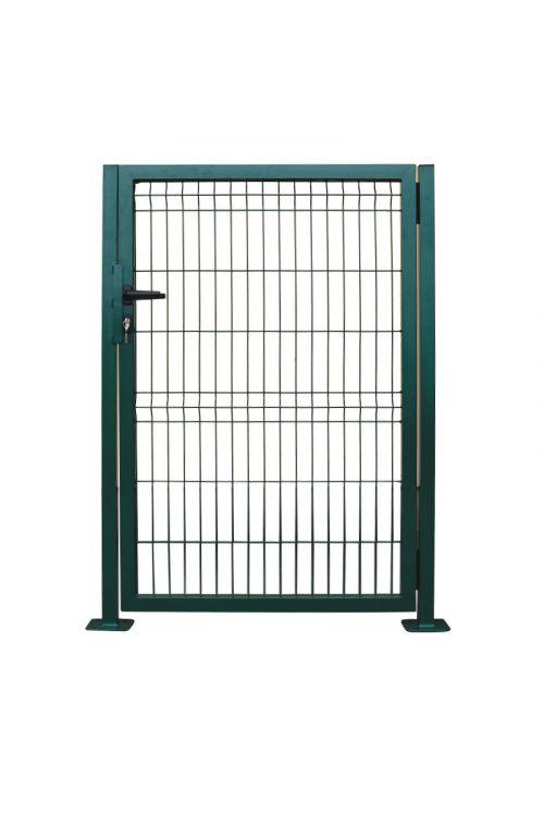 Vrtna vrata Reta (100 x 120 cm, zelene barve)
