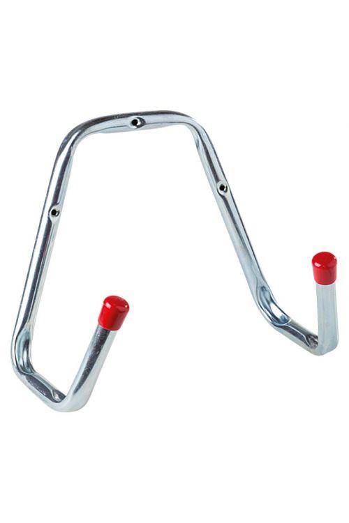 Dvojna stenska obešalna kljuka Stabilit (obremenljivost: 75 kg, jeklo)
