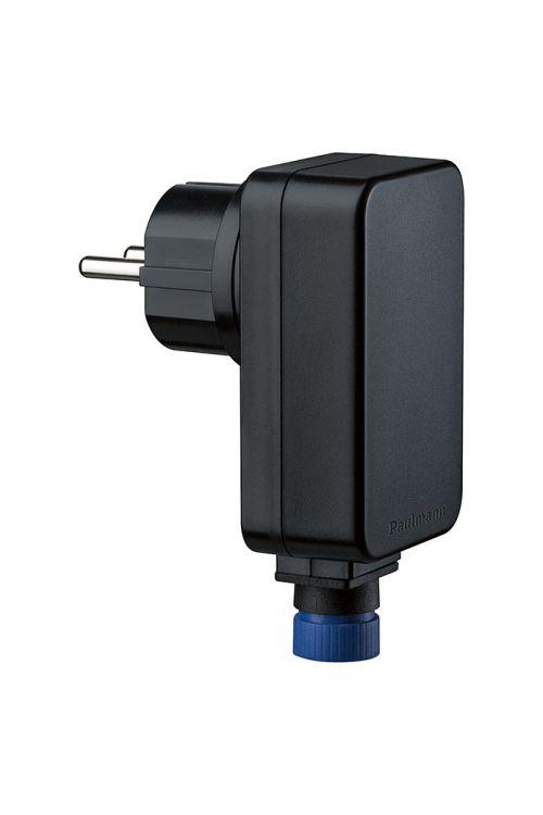 LED transformator Paulmann Plug & Shine (21 W, 24 V, črne barve, IP44)