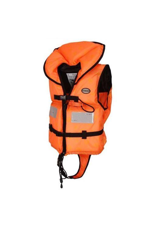 Rešilni jopič Aquarius za otroke in dojenčke (obseg prsi: 58–76 cm, 15–30 kg, 40N, oranžne barve)