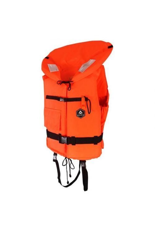 Rešilni jopič Aquarius L (obseg prsi: 107–117 cm, 60–70 kg, 80N, oranžne barve)