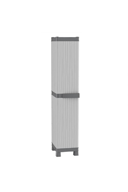 Plastična omara Terry Wavebase 2350R (v 181,8 x š 35 x g 43,8 cm, nosilnost: 15 kg/polico)
