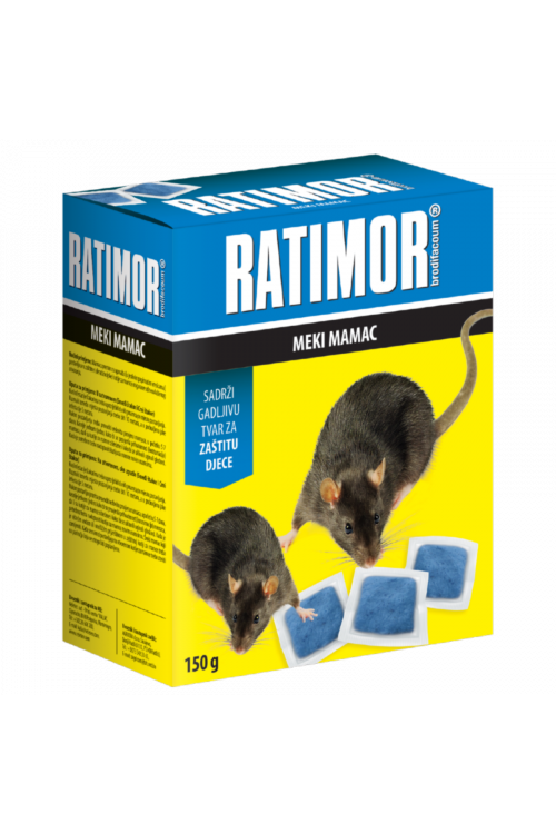 Vaba za glodavce Ratimor (150 g)