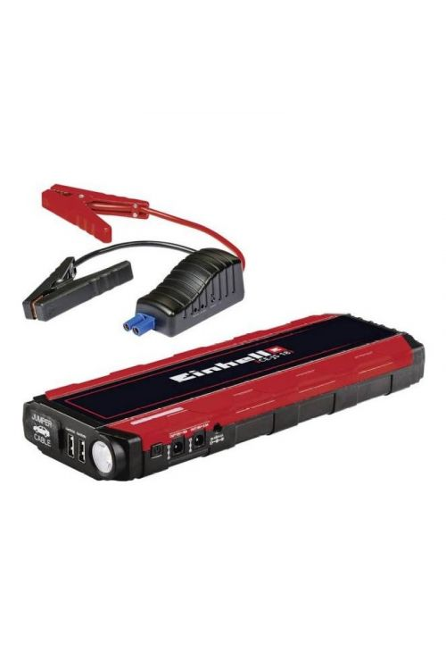 Starter in polnilec akumulatorjev Einhell CE-JS 18 (12 V, 18 Ah)