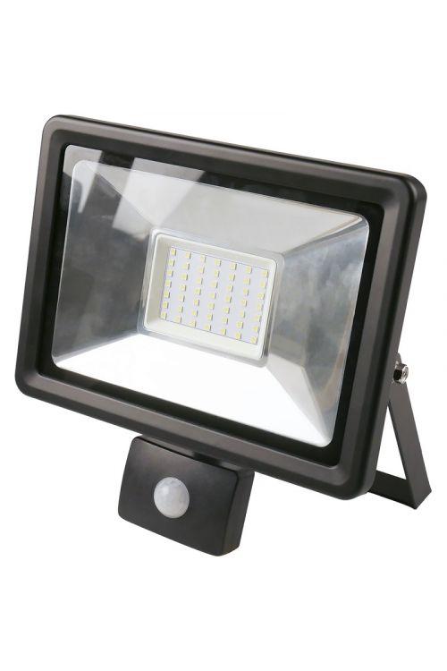 LED REFLEKTOR S SENZORJEM GIBANJA (50 W, 3.750 lm 4.000 K, IP44, domet 8 - 10 m d 24 x š 66 x v 230 cm)