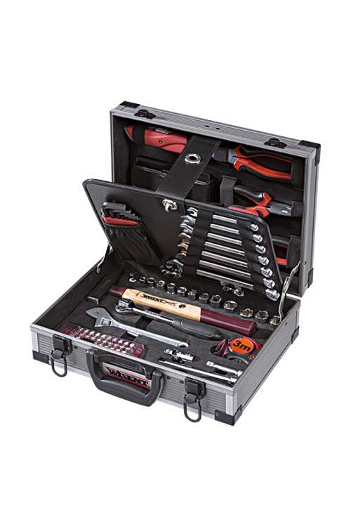Kovček z orodjem Wisent Basic (91-delni, ⅜″)
