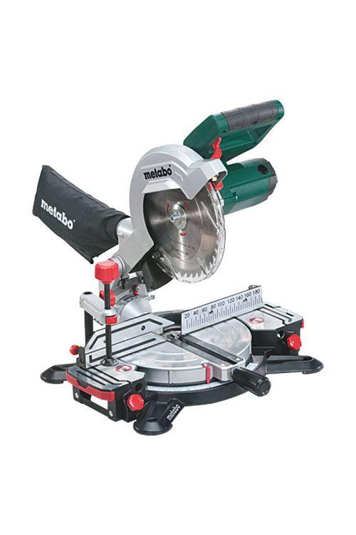 Zajeralna žaga Metabo KS 216 M Lasercut (1.350 W, premer lista: 216 mm, 5.000 vrt./min)