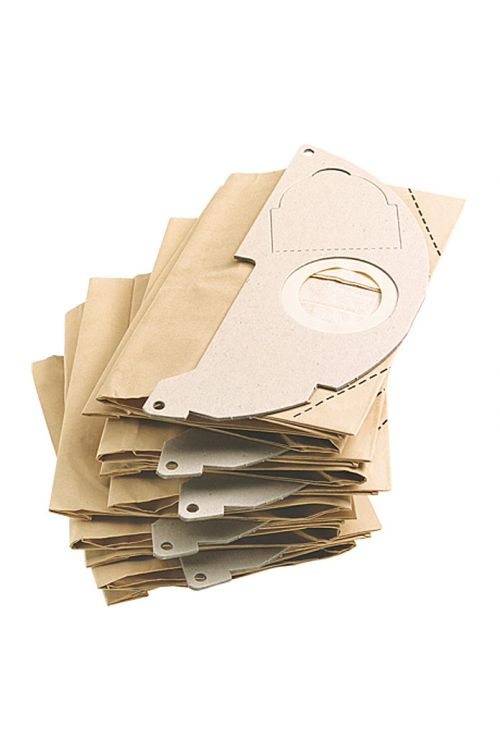 Vrečke za sesalnik Kärcher (5 kosov, 25 x 17 cm)