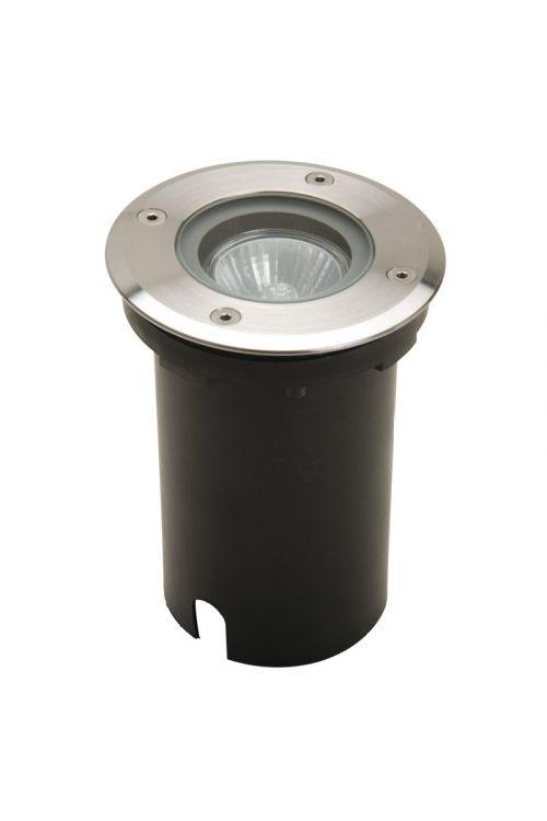 LED TALNA VGRADNA SVETILKA CYDOPS (11 W, 860 lm, 4.000 K, 230V, premer 11 cm, aluminij)