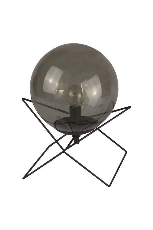 Namizna svetilka Tween Light Via (230 V, 40 W, siva)