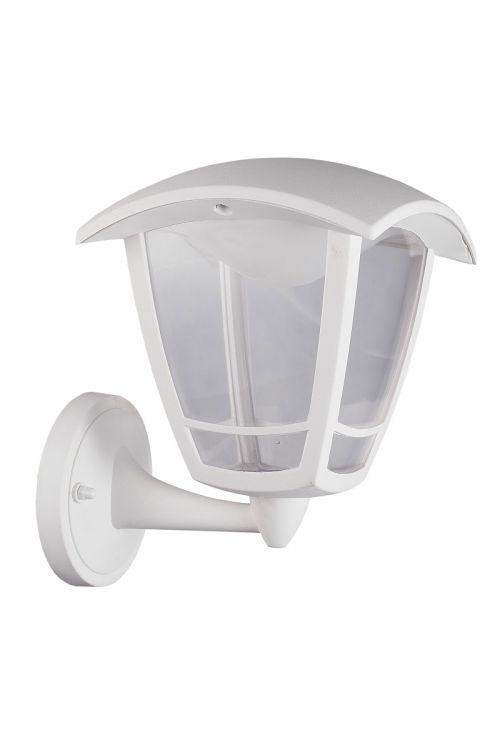 LED STENSKA LED LATERNA UP (8 W, 640 lm, 4.000 K, IP44, d 19,4 x š 16,2 x v 23,2 cm, bela)