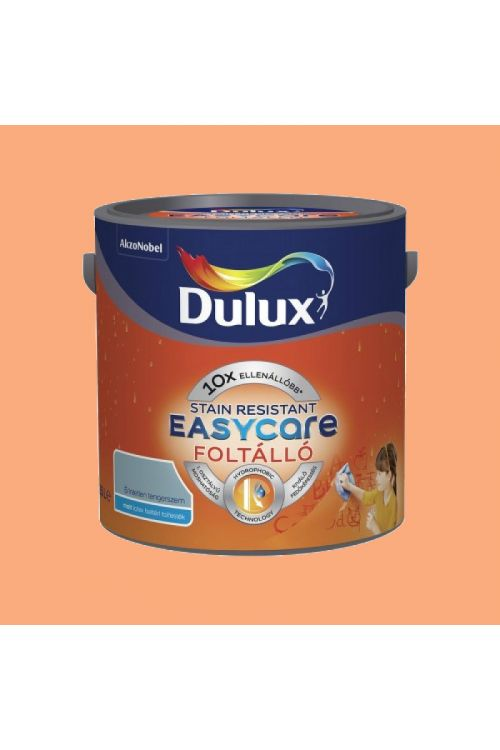 Stenska barva DULUX EASYCARE ENDLESS APRICOT  (2,5 l, notranja zidna barva odporna na madeže s hidrofobnim učinkom)
