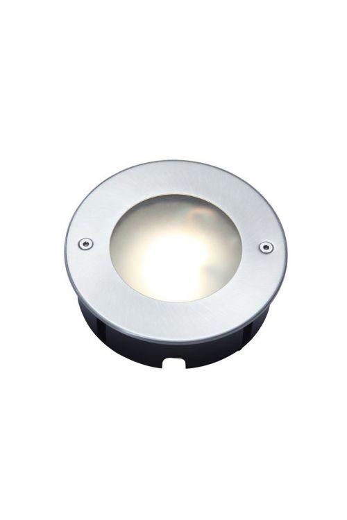 LED ZUNANJA VGRADNA SVETILKA STRATA (9,2 W, 320 lm, 3.000 K, IP67, premer 12, višina 3,5 cm)