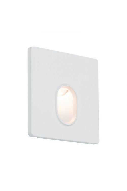LED vgradna svetilka Paulmann (1,7 W, 7,8 x 7,8 cm, 50 lm, topla bela svetloba)