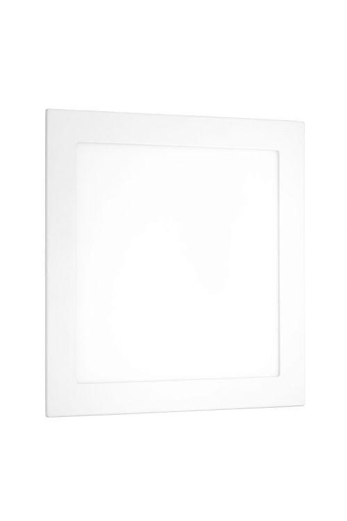 VGRADNI LED PANEL SLIM (18 W, 1.350 lm, 4.000 K, d 22,5 x š 22,5 x v 1,2 cm, IP20, beli okvir)
