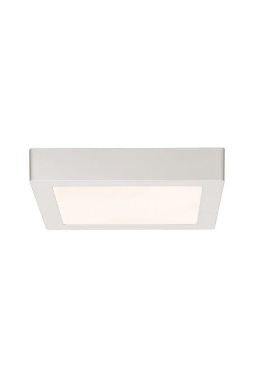 NADGRADNI LED PANEL SLIM (24 W, 1.800 lm, 4.000 K, d 30 x š 30 x v 3 cm, IP20, beli okvir)