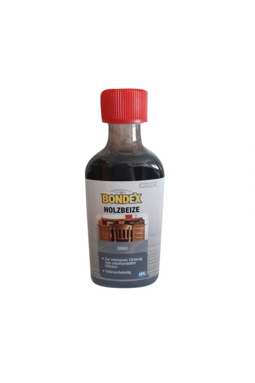Lužilo za les Bondex (siva, 250 ml)