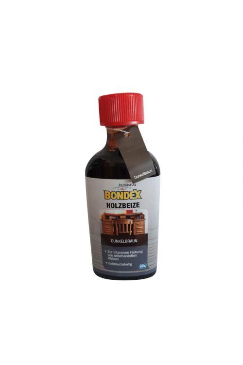 Lužilo za les Bondex (temno rjava, 250 ml)
