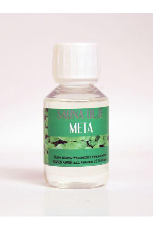Dišava za savno, Meta (100 ml)