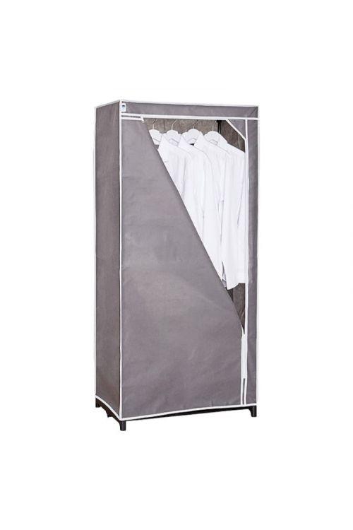 Platnena omara za oblačila (160 x 75 x 50 cm, poliester)