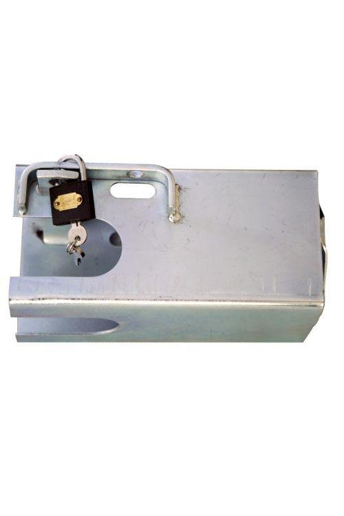 Varnostna ključavnica za prikolice (z blokado)