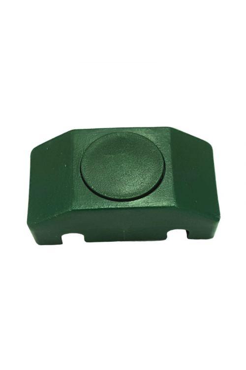 Objemka za steber (50 x 50 mm, PVC zelena 4/1)
