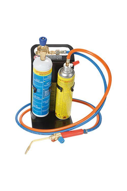 Varilni aparat za plamensko varjenje Rothenberger ROXY KIT Plus (1.250 °C)