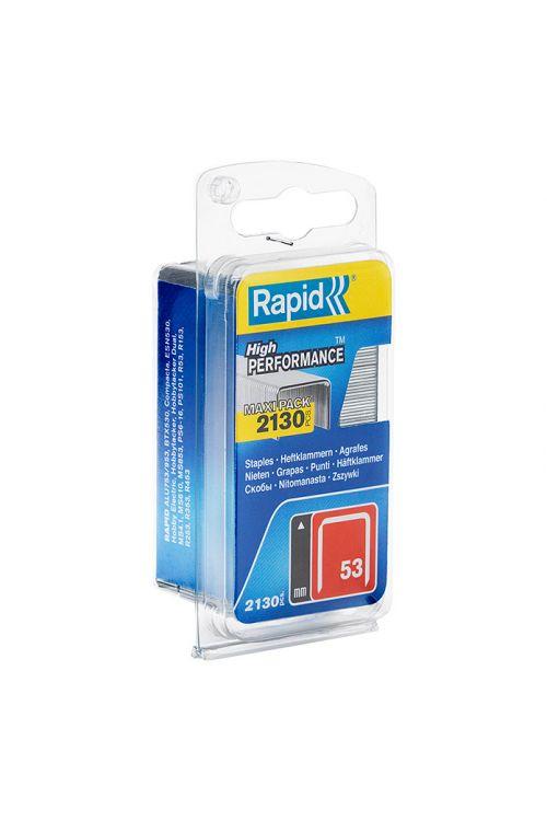 Sponke Rapid High Performance 53/8 (globina sponke: 8 mm, jeklo, 2.130 kosov, širina: 0,75 mm, pretisni omot)