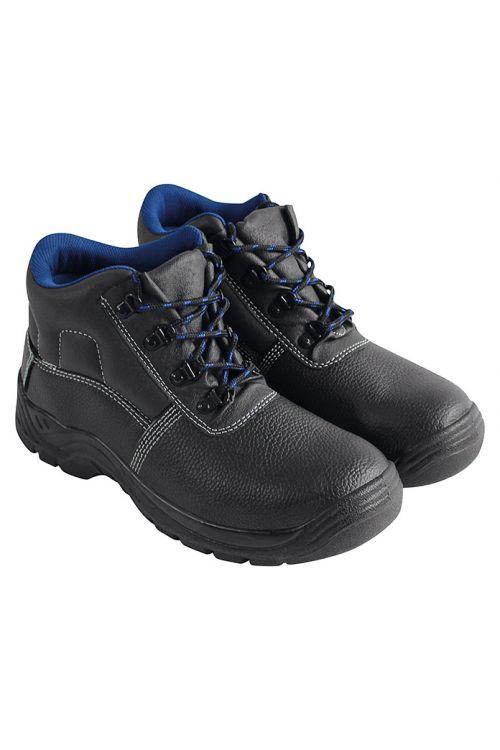 Visoki delovni čevlji Bob (43, S3, črni)