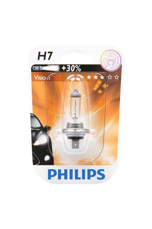 Žarnica za glavni žaromet Philips Vision (H7, 1 kos)
