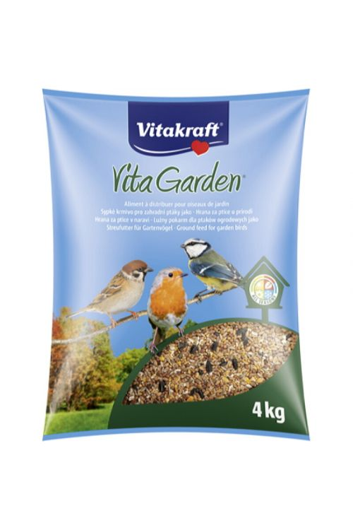 Hrana za ptice Vitakraft Vita Garden (4 kg)