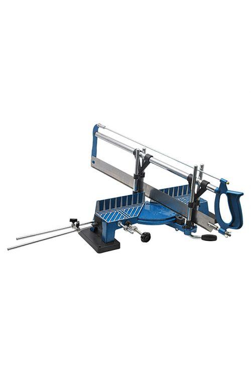 Zajeralna žaga Alpha Tools (širina reza: maksimalno 160 mm pri 90°, višina reza: 100 mm)