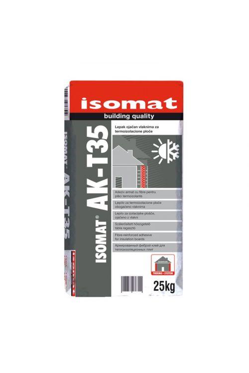 Lepilo in izravnalna masa za termoizolacijske plošče Isomat AK-T35 (25 kg)