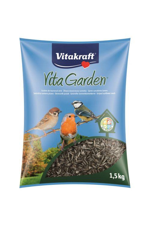 Sončnična semena za ptice Vita Garden (1,5 kg)