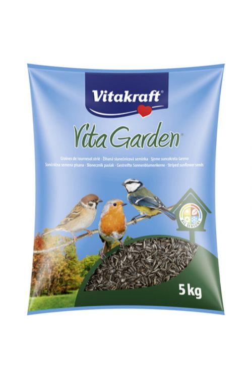 Sončnična semena za ptice Vita Garden (5 kg)