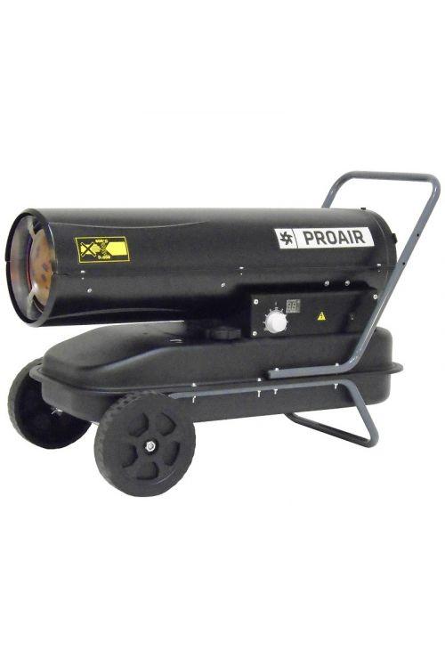 Oljni grelnik PROAIR OG20 (20.000 W, poraba goriva: 2,01 l/h, pretok zraka: 595 m3/h, prostornina rezervoarja:19 l)