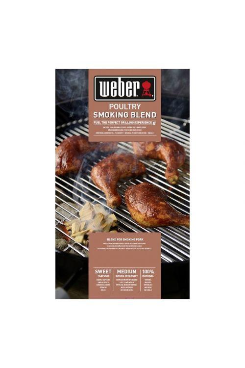 Aromatični sekanci za prekajevanje Weber Poultry (700 g)