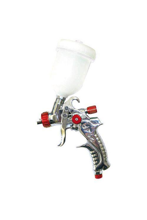Pnevmatska pištola za barvanje Craftomat PRO (obratovalni tlak: 3 barov, poraba zraka: 60 l/min)