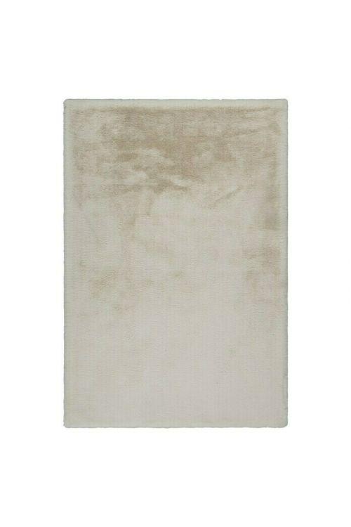 Preproga Happy (barva: slonokoščena, 170 x 120 cm, 100% poliester)
