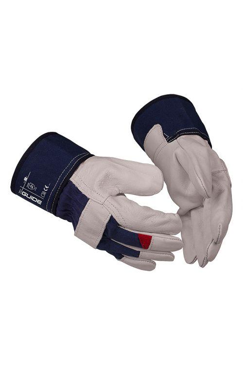 Delovne rokavice Guide 1071 HP (velikost: 10, belo-modre)