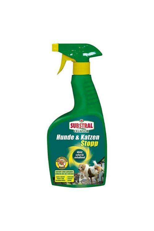 Odganjalec psov in mačk Substral Ceaflor (500 ml)