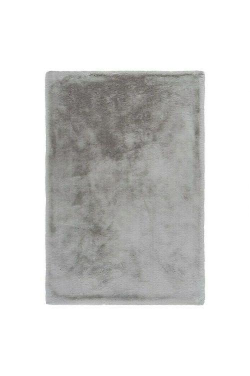 Preproga Happy (barva: srebrna, 230 x 160 cm, 100% poliester)