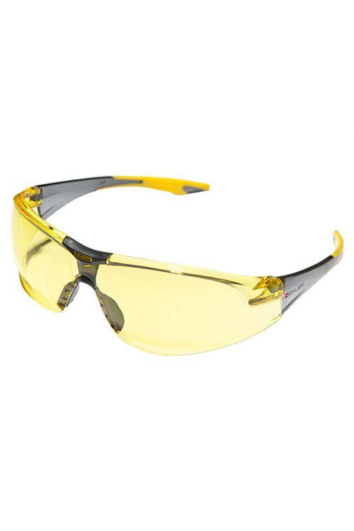 Zaščitna očala Zekler 31 HC/AF (polikarbonat, rumena)